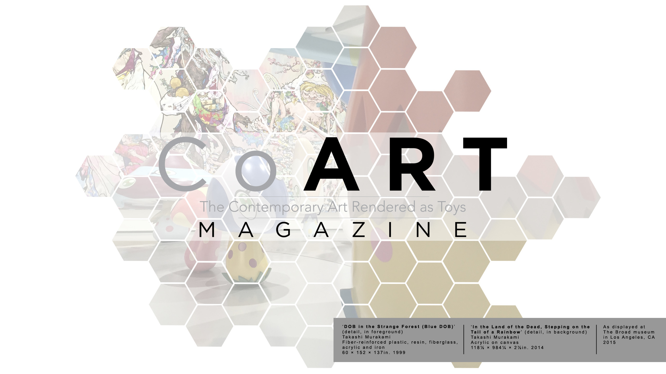 CoART Magazine (@coartmag) Cover Image