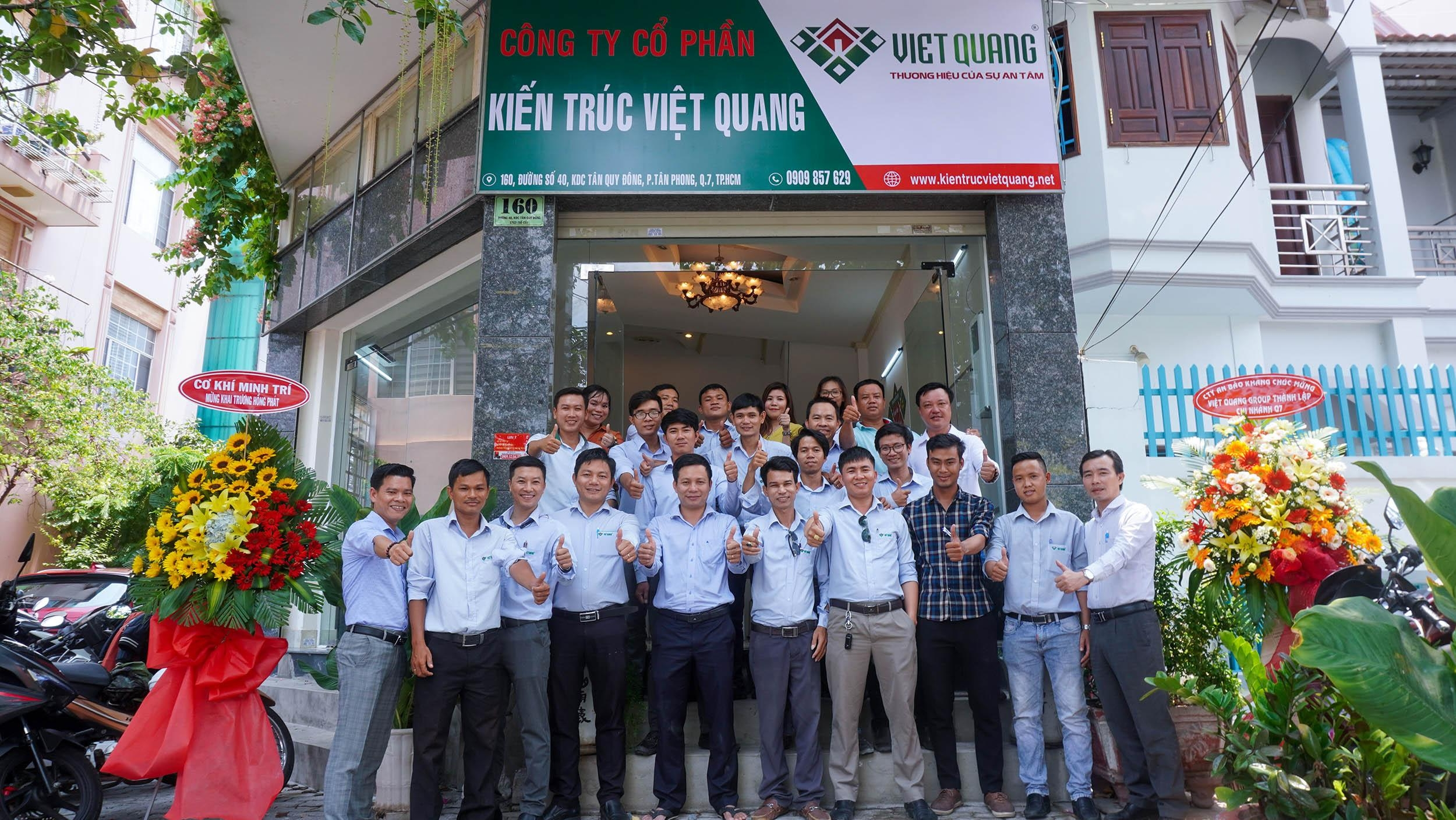 Xây Dựng Việt Quang Group (@vietquangconstruction) Cover Image