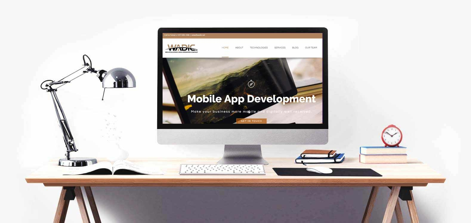 WADIC - Web Application & Data Integration Company (@wadic) Cover Image