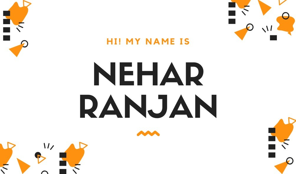 (@nehar1986) Cover Image