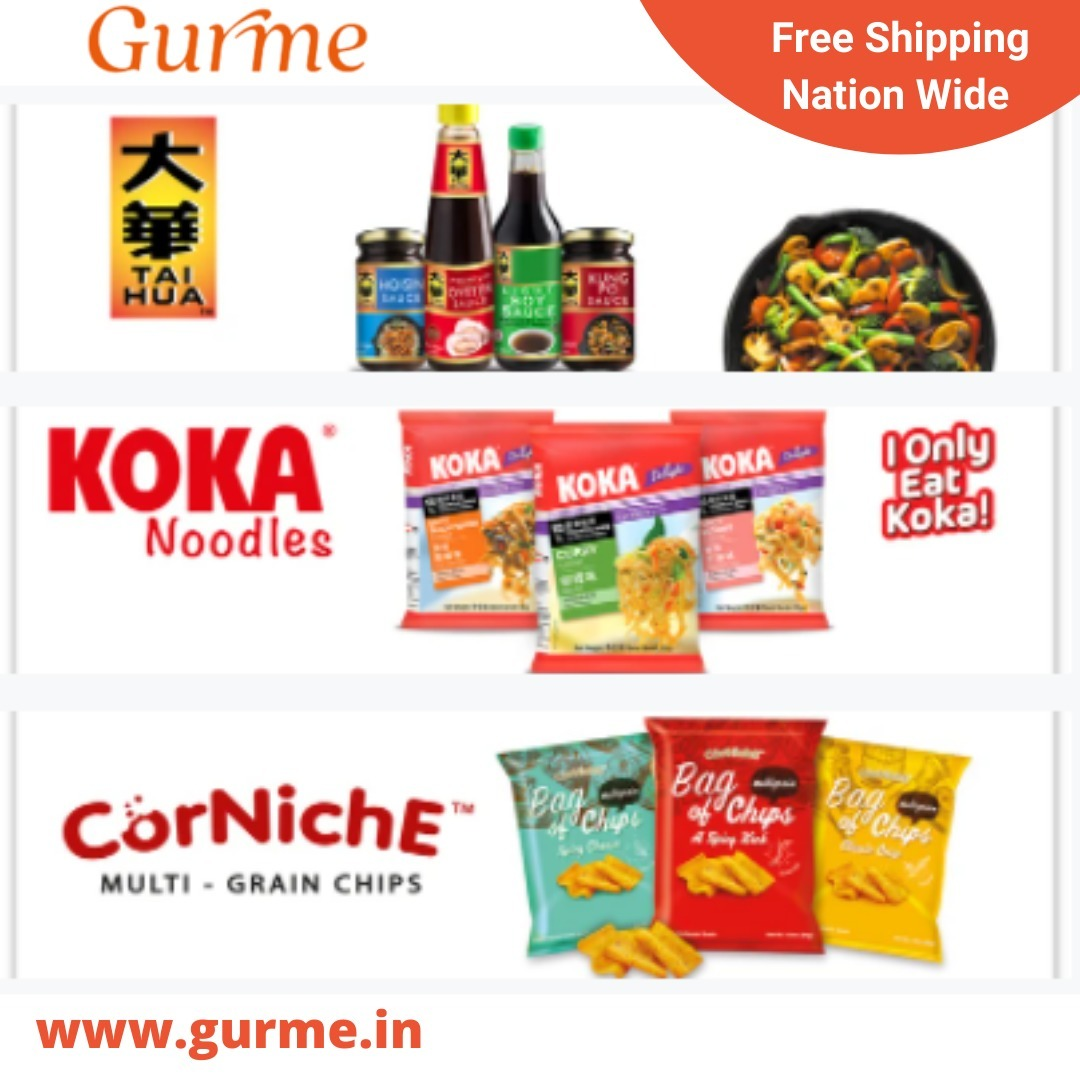 Gurme Grocery (@gurmegrocery1) Cover Image