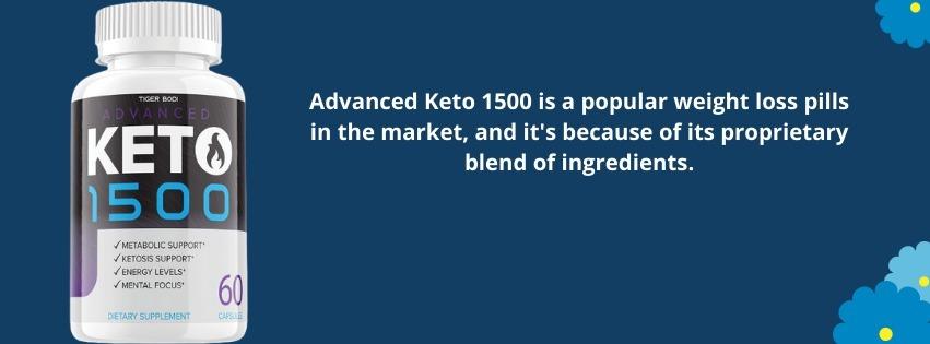 Advanced Keto 1500 (@advanceketo1500review) Cover Image