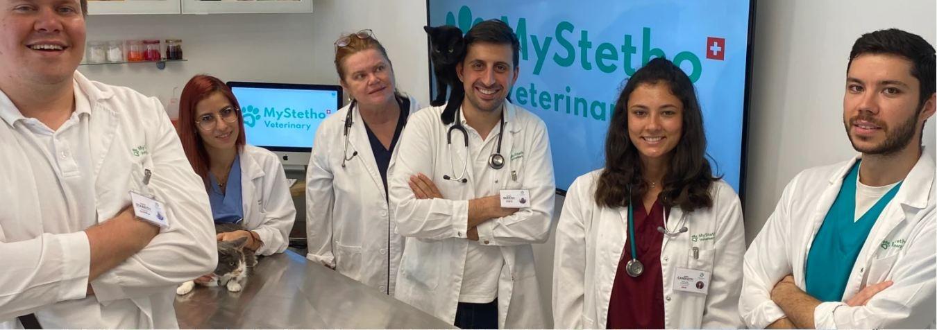 My Stetho Veterinary  (@mystethoveterinary) Cover Image