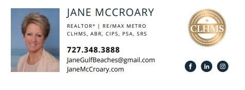 Jane McCroary, Realtor - REMAX METRO (@janemccroary) Cover Image