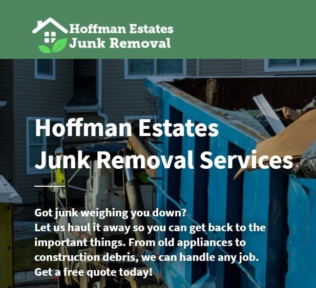 Hoffman Estates Junk Removal (@hoffmanjunkremoval) Cover Image