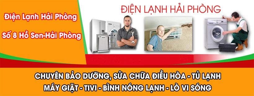 Điện lạnh Hải Phòng 2 (@dienlanhhaiphong247) Cover Image