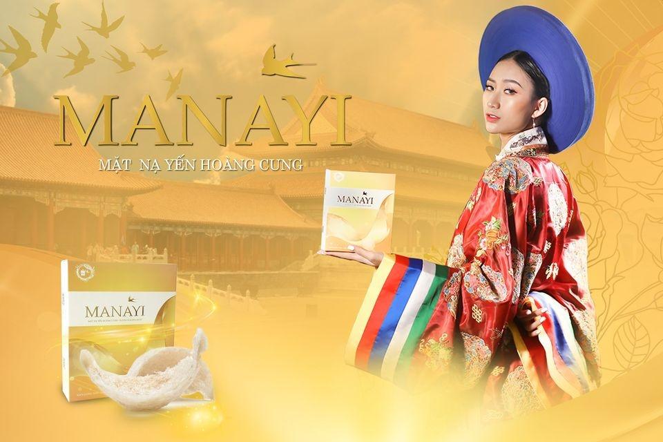 Yến Hoàng Cung Manayi (@manayi) Cover Image