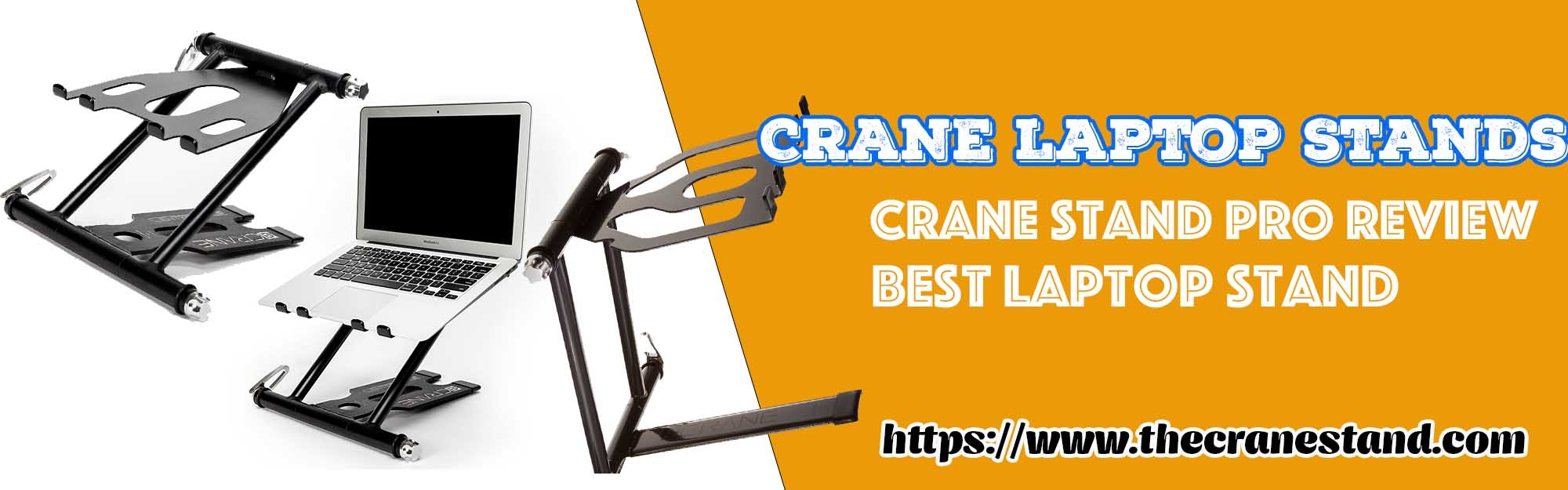 Crane Laptop Stands (@cranestandplus) Cover Image