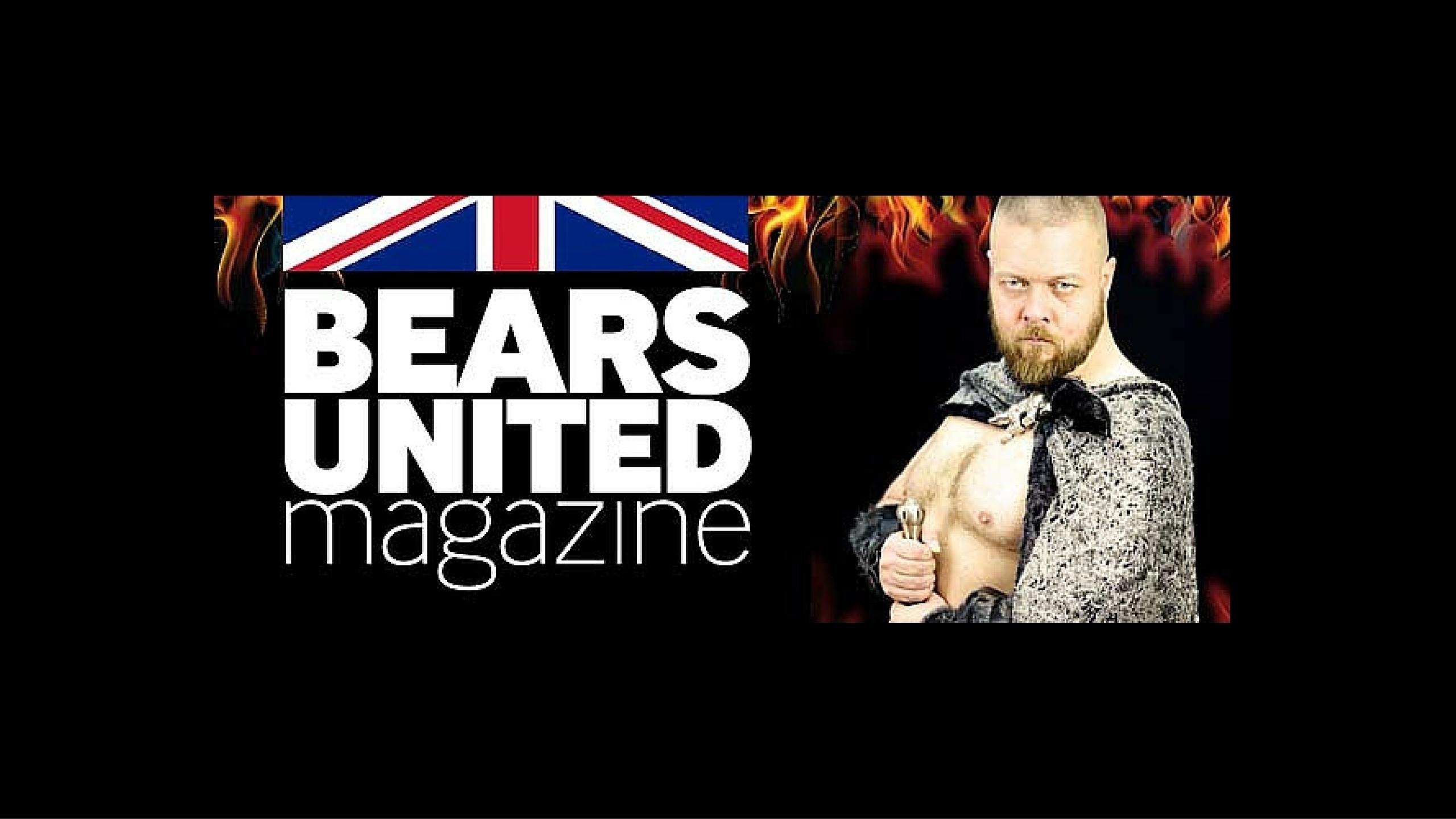 Steve (@bearsunitedmagazine) Cover Image
