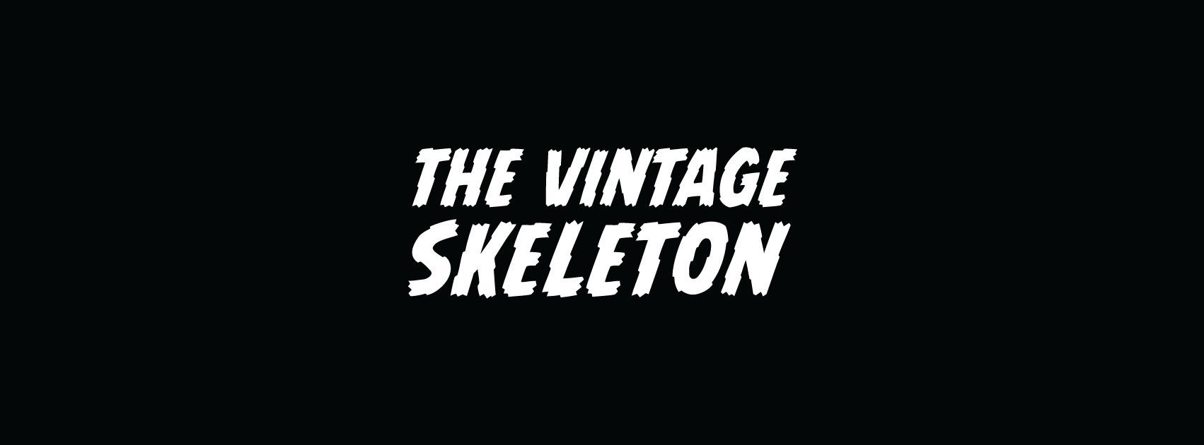 Michael V. Skeleton Gramling (@thevintageskeleton) Cover Image