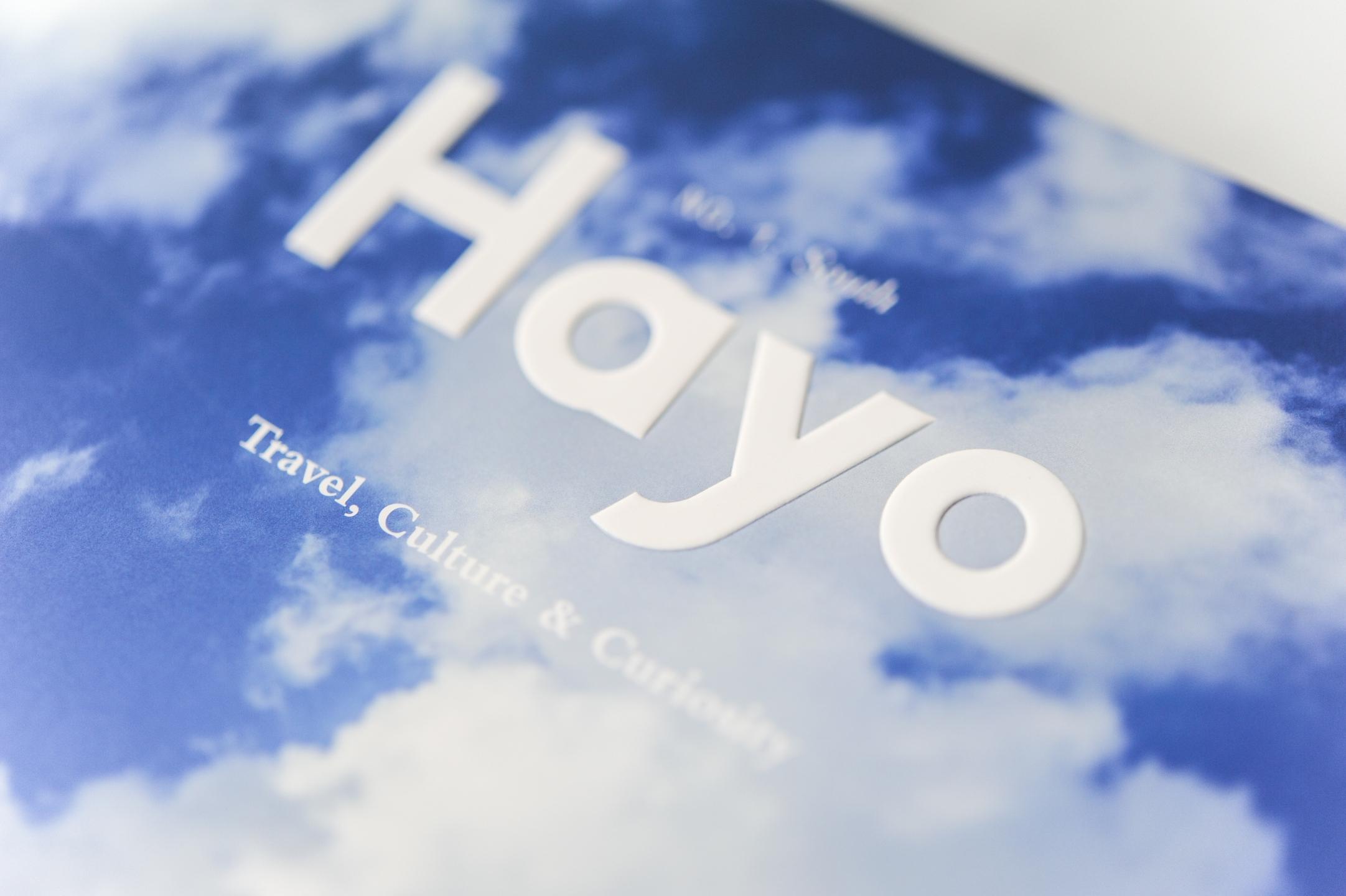 Hayo Magazine (@hayomagazine) Cover Image