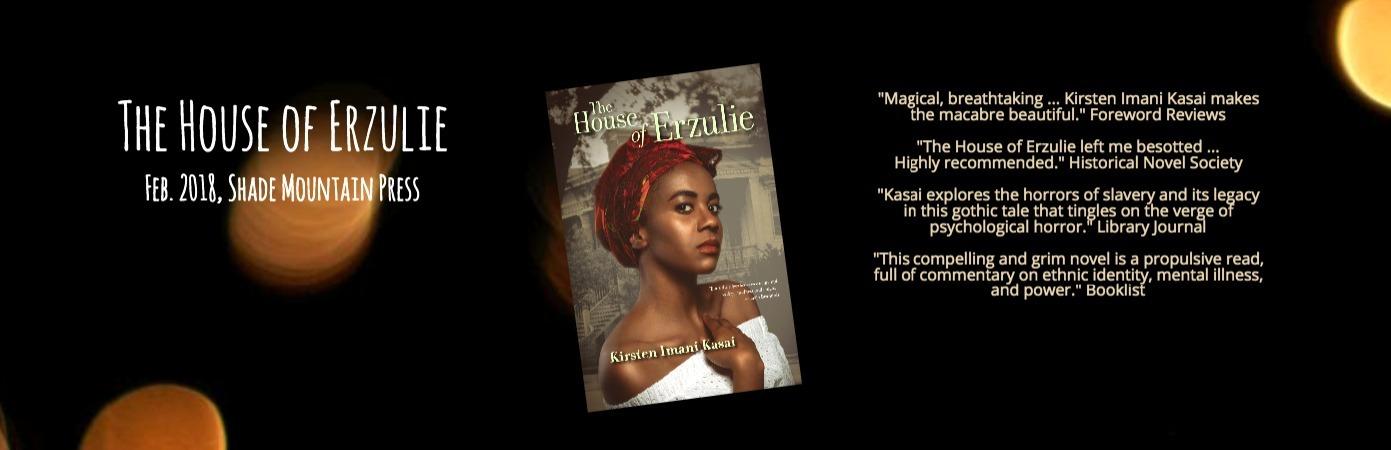 Kirsten Imani Kasai (@kirstenimanikasai) Cover Image