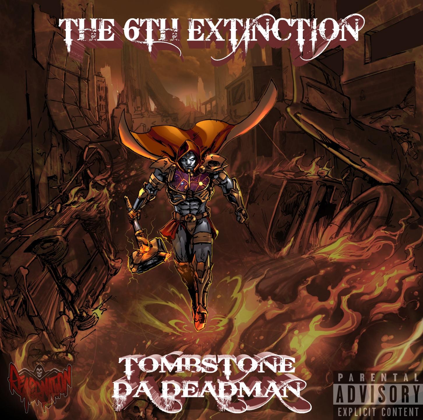 Tombstone Da Deadman (@tombstone999) Cover Image