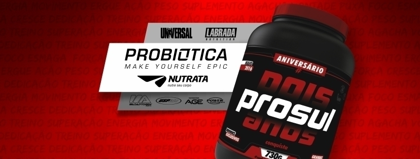 Pro Sul Suplementos (@prosulsuplementos) Cover Image